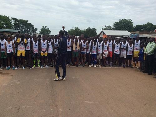 Altitude Nahouri: Le Togolais Konbaté Maïpah au sommet du podium