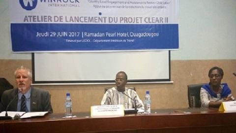 Pires formes de travail des enfants: Le projet «CLEAR II» pour renforcer les actions de lutte contre le phénomène
