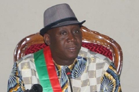 Commune de Bobo-Dioulasso: «L'argent ne rentre pas», déplore le maire Bourahima Sanou