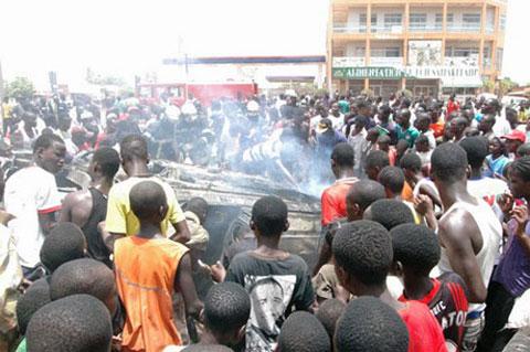 Montée de l'incivisme: Le régime Roch Kaboré est suffisamment averti!