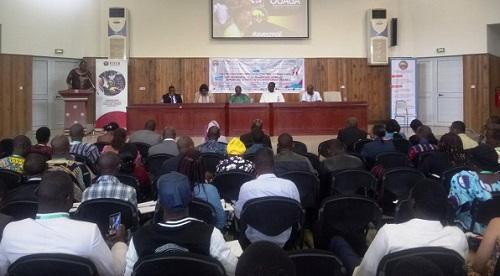 Entrepreneuriat: Des jeunes africains tissent leurs toiles à Ouagadougou
