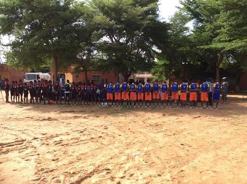 Journée de l'enfant africain: Yvette Dembélé communie avec les mineurs de la MACO