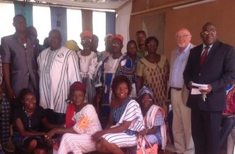 Monde associatif: Les femmes tisseuses du Kadiogo (ATK) ont désormais un siège