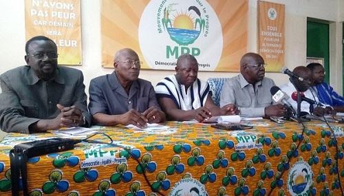 Projet de loi sur le Partenariat public privé: Quand le MPP et ses alliés se fâchent avec l'opposition!