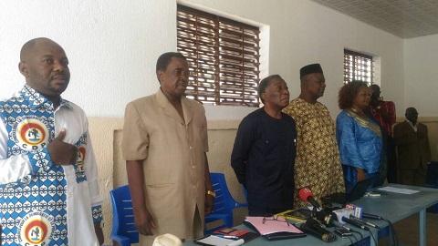Situation politique du Burkina Faso: Le CDP, l'ex-parti au pouvoir élève la voix
