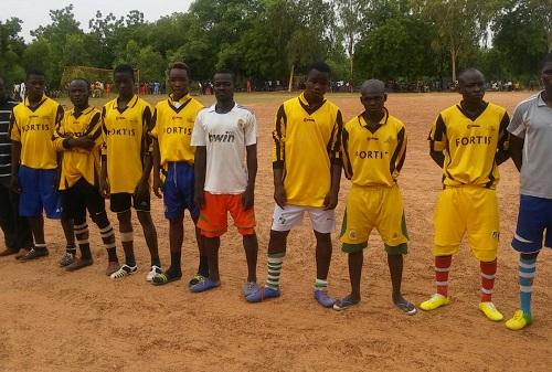 Football dans la région de l'Est: Ahmed Ouali et Lionel Soubeiga, deux talents qui méritent mieux