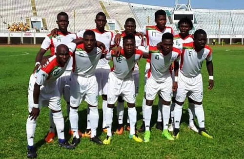 Football: Les Etalons locaux du Burkina surclassent  les Eperviers du Togo