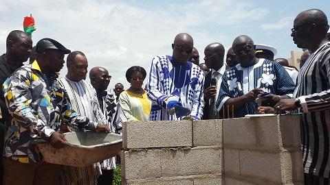 Logements sociaux au Burkina Faso: Le Premier ministre lance le Programme national de construction de logements