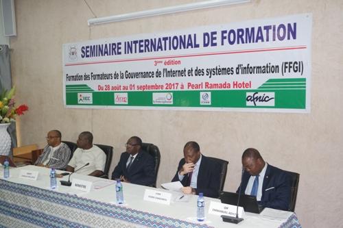 Gouvernance de l'internet: L'Afrique francophone affûte ses armes