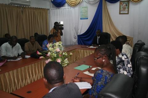 Conseil supérieur de la communication: Un agent devant le Conseil de discipline