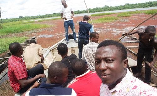 Burkina Faso: Ephémère excursion à la mare aux hippopotames de Bala
