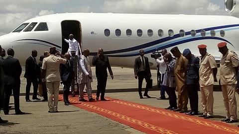 Visites de travail à Bamako et à Addis-Abeba: Le Président du Faso dresse un bilan satisfaisant