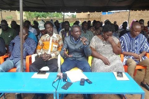 Conseil municipal de Saaba: Le maire Joseph Dipama rejette les accusations dont il est l'objet