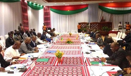 VIème TAC: Le Premier ministre ivoirien à Ouaga pour les travaux préparatoires