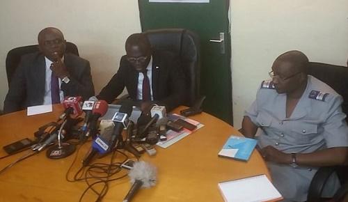 Détention «arbitraire» du Gal. Djibrill Bassolé: Il n'en est rien, selon le garde des Sceaux, René Bagoro