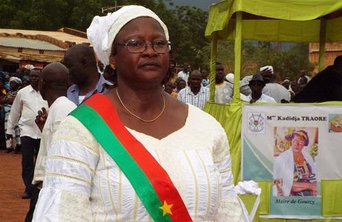 Région du Nord: Des OSC de Gourcy protestent contre une volonté affichée d'éviction du maire Kadidja Traoré