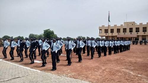 Académie de Police du Burkina: 275 ''flics'' pour la Renaissance