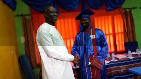 Enseignement supérieur au Burkina Faso: L'Ecole Supérieure polytechnique de la jeunesse livre sa première cuvée d'ingénieurs géotechniciens