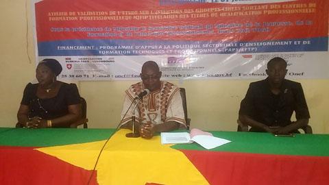 Insertion professionnelle au Burkina Faso: Cerner les difficultés pour mieux répondre aux besoins du marché de l'emploi