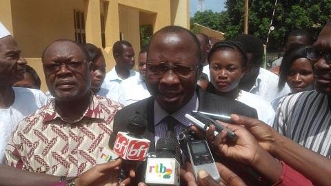 Détention de Djibrill Bassolé: La CODER demande sa libération immédiate