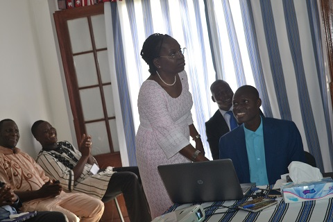 Lancement officiel du site web de l'Ambassade du Burkina Faso à Dakar au Sénégal