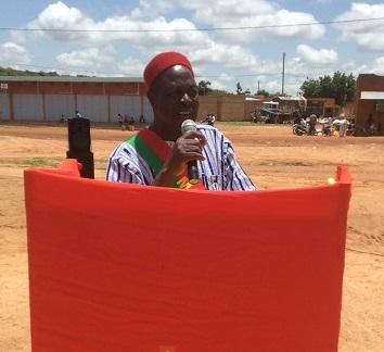 Commune  de Zitenga: Le maire répond aux préoccupations de ses citoyens
