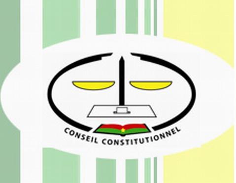 Burkina Faso: La loi modifiée sur la Haute Cour de justice est conforme à la Constitution selon le Conseil constitutionnel