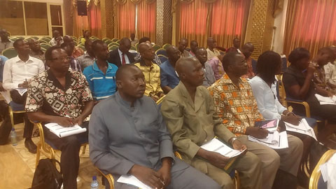 Formation professionnelle au Burkina: Un avant-projet de Plan d'action opérationnel en phase de validation