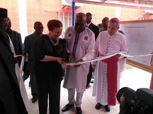 Hôpital Saint-Camille de Ouagadougou: Un bloc opératoire est désormais disponible