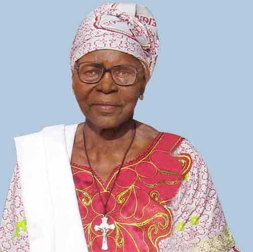 Décès de MmeMadeleine Aminata SAWADOGO, née KANAZOE: Remerciements et faire-part