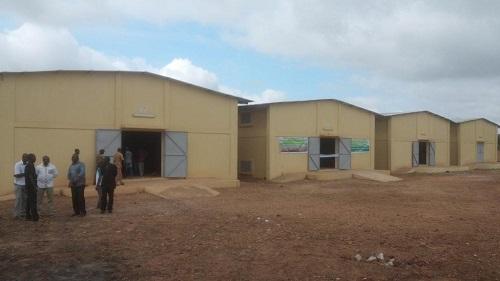 Coopération Burkina Faso/UEMOA: Des magasins de conservation des récoltes et graines mis à la disposition des agriculteurs