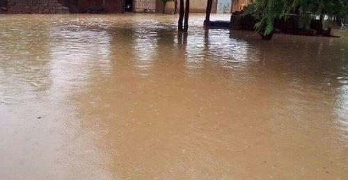 Orodara: Une dame et son petit-fils emportés par les eaux