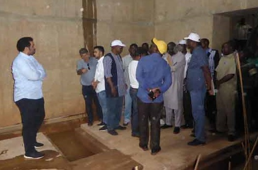 Barrage de Samendeni: Les bailleurs de fonds du PDIS effectuent une 7e mission de supervision