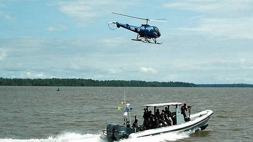 Naufrage d'un navire de l'armée camerounaise: 34 personnes portées disparues