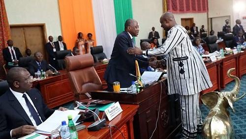 Coopération Burkina-Côte d'Ivoire: Ouagadougou prépare le bilan de Yamoussoukro 2016
