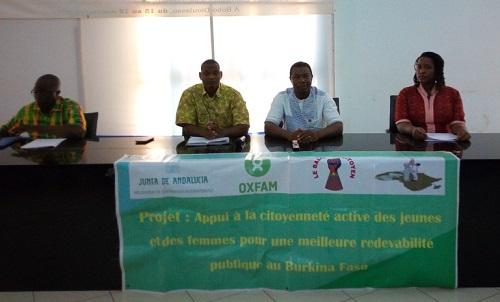 Jeunes et développement local au Burkina Faso: Bobo- Dioulasso a tenu son 1er Forum