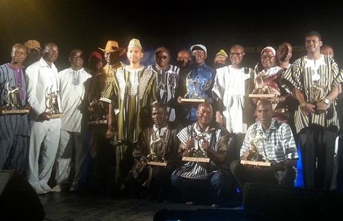Trésors du Faso 2017: Les acteurs culturels de la région de l'Est récompensés