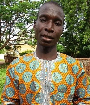«Nous n'avons pas beaucoup de connaissances académiques mais nous allons nous battre pour développer notre commune», dixit Salif Sawadogo, maire de Gomboro
