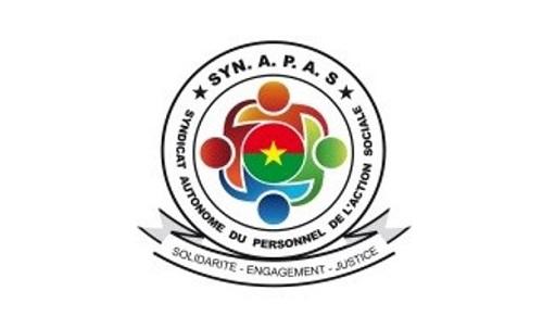 Lutte syndicale au Burkina Faso: Le Syndicat autonome du personnel de l'action sociale annonce les couleurs