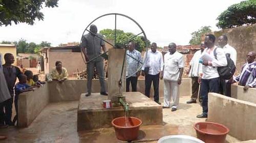 Eau potable et assainissement au Burkina Faso: Fin de mission d'information du réseau des parlementaires à Bobo-Dioulasso