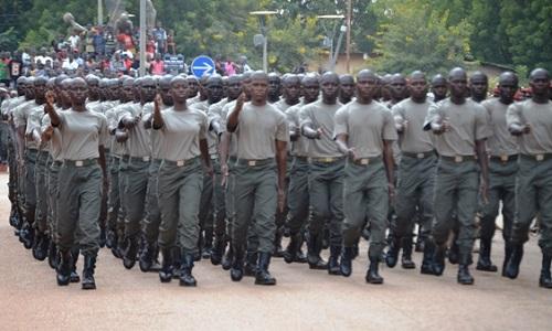 Ecole nationale de police: 1179 policiers prêts à relever «les nouveaux défis sécuritaires»