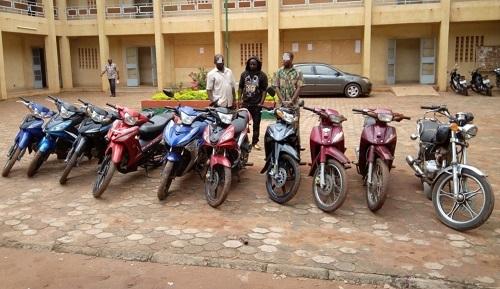 Burkina Faso: Un réseau de voleurs d'engins à deux roues démantelé à Bobo-Dioulasso