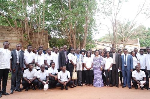 Ecole supérieure multinationale des Télécommunications: 48 étudiants en vacances