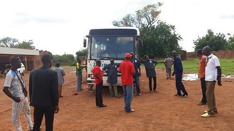 Province des Banwa: Le trafic routier bloqué par des habitants sur toute l'étendue du territoire provincial