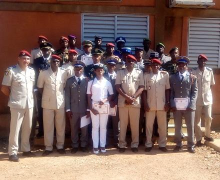 Ecole militaire technique de Ouagadougou: 19 compétences spécialisées en maintenance des matériels de télécommunication