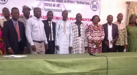 Afrique de l'Ouest: Des jeunes leaders parlent paix et sécurité à Ouagadougou