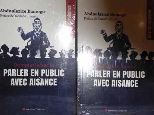 Littérature burkinabè:  Abdoulaziz Ouédraogo à dédicacé «Dompter le trac et Parler en public avec aisance»