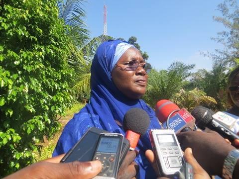 Grossesses précoces des jeunes filles dans les cascades: «Je suis tombée enceinte à l'âge de 17 ans quand je faisais la 4e», dixit Aminata Ouattara