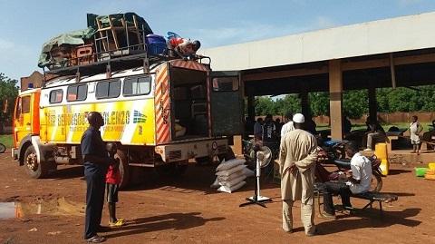 Perturbation du trafic routier dans les Banwa: La vie a repris son cours normal