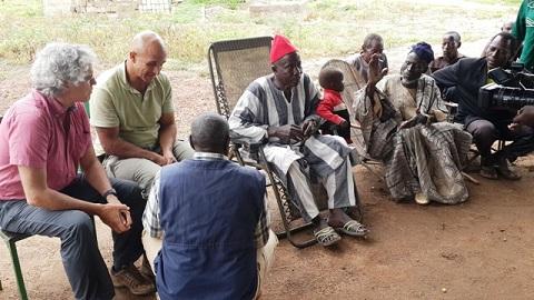 Secteur minier et sécurité des populations: SEMAFO Boungou rénove un poste de Gendarmerie dans la commune de Partiaga